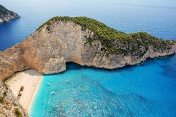 Zakynthos-shipreck